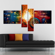 Modern Famous Abstract Painting Art