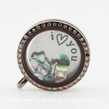 Fashion Stainless Steel Custom Jewelry Locket Pendant