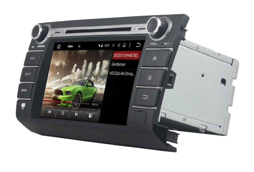 Suzuki Swift 2013-2016 car dvd player