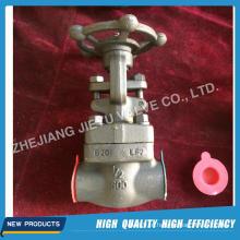 Válvula de Porta Lf2 de Aço Carbono a Baixa Temperatura