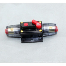 30A Car Audio Inline Circuit Breaker Fuse for 12V Protection
