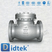 Didtek Flange End Swing Check Valve