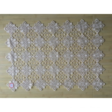 St16-10 Lace Fabric Used for Table Cloth