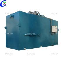 Unidad de tratamiento de aguas residuales de calidad garantizada