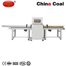Máquina automática para envolver el estiramiento de paletas de película horizontal