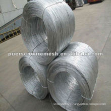 BWG 20 Galvanized Wire Manufacturing