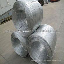 BWG 20 Fabricação de Arame Galvanizado