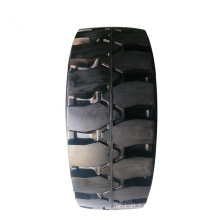 Pièces de chariot élévateur pneu de roue solide 23x9-12 pour Linde