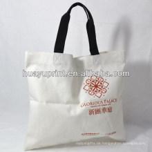 2014 grüne Art und Weisebaumwoll-Einkaufstaschen AT-1002