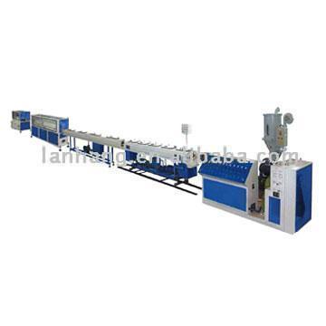 PE große Durchmesser Rohr Produktionslinie