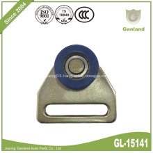 Side Curtain Net-Hanger Roller With Stainless Steel Bearing