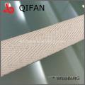 FACTORY PIPING WEBBING 20mm HERRINGBONE TAPE