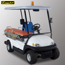 Battery Operated 2 Seater Elctric Ambulance Cart