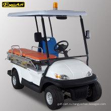 удобная экономичная батарея-приведенная в действие электрическая тележка, электрический автомобиль скорой помощи
