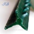 Hecho en China alibaba expreso utilizado poste de valla de metal para el mercado de EE. UU.