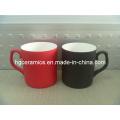 Color Change Fine Bone China Mug; Tasse Fine Bone China