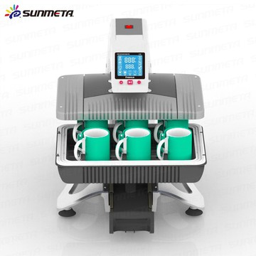 New 3D all in one Heat Press sublimation Machine