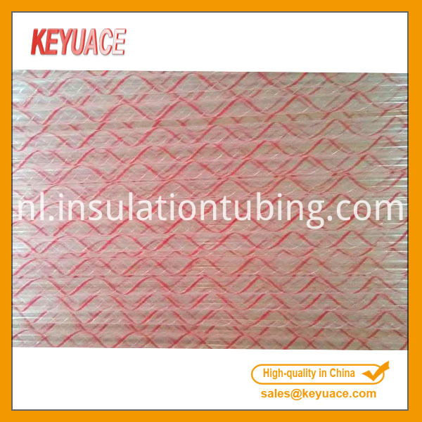 Red Polyester Tubing