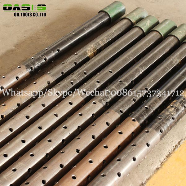 Perforated Based Pipe 4
