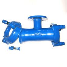 Raccord de tuyaux en fonte ductile de haute qualité