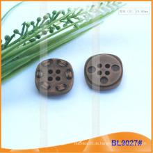 Imitieren Sie den Lederknopf BL9027