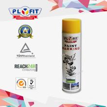 Peinture en aérosol de marquage acrylique pour terrain de sport Badminton