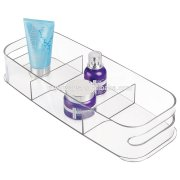 Portable Bathroom Vanity Under Cabinet Health and Beauty Supplies Caddy Organizer