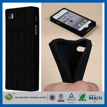 C&T New Fashion Soft Series Gel Silicon Case for iPhone 5