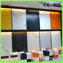China Manufacturer Acrylic Solid Surface Resin Stone Slabs