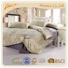 Folha de cama impressa barata por atacado quente