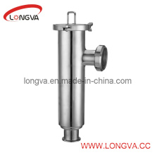 Stainless Steel Sanitary Angle Filter