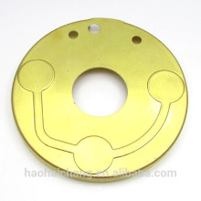 copper flex pipe titanium flange
