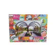 Moldura fotográfica magnética / Suporte de foto / Íman de refrigerador personalizado Ver imagem maior Moldura fotográfica magnética / Suporte de foto / Ímã de refrigerador personalizado