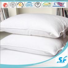 Funda de almohada con funda de almohada de tela de algodón barata china