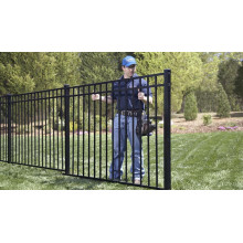 Industrial Fencing Tubular Picket Fence