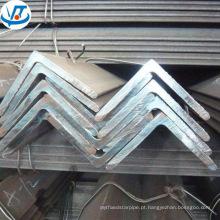Q235B Q345 barra de aço estrutural de alta qualidade 200 x 200 x18mm torre elétrica usado ângulo barra de aço