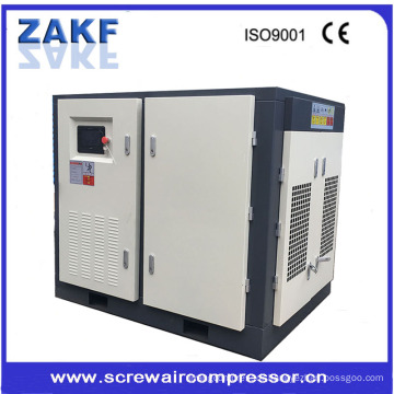 380V 45KW silence electric screw air compressor machinery for small business