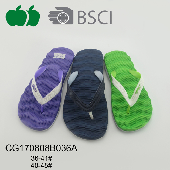 Popular Cheap Soft Summer Eva Flip Flop