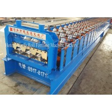 Galvanized Steel Structure Floor Deck Roll Forming Machine