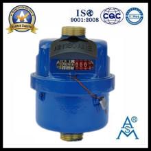Volumetrischer Kolben Messing Kaltwasser Meter Lxh-15A-40A