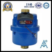 Volumetric Piston Brass Cold Water Meter Lxh-15A-40A