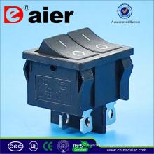 Interrupteur à bascule 1 position 4 broches ON-OFF