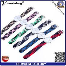 Yxl-210 Heißer Verkauf Gute Qualität Nyloy Uhren Japan Movt Casual Männer Armbanduhr Sport Förderung Herrenuhren