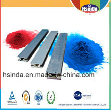 Industrial Aluminium High Gloss Electrical Powder Coating