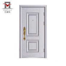 2016cheap price iron doors exterior design