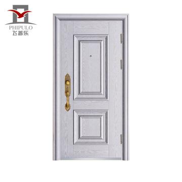 2016cheap price iron doors exterior design