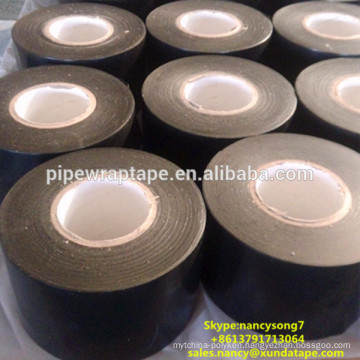 PE pipeline cold applied tapes with butyl rubber adhesive