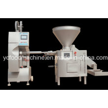 Vacuum Stuffing Machine to Make Sausage with Various Casings