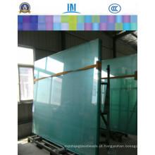 Vidro de Janela de 19mm para Vidro de Construção com CE Aprovado