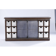 Caixa de gaveta de sala de madeira moderna de melhor qualidade de nova gama